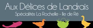 Logo - Aux délices de Landrais